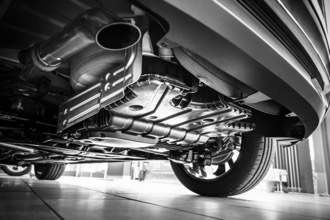 First image Automotive Underbody Coating